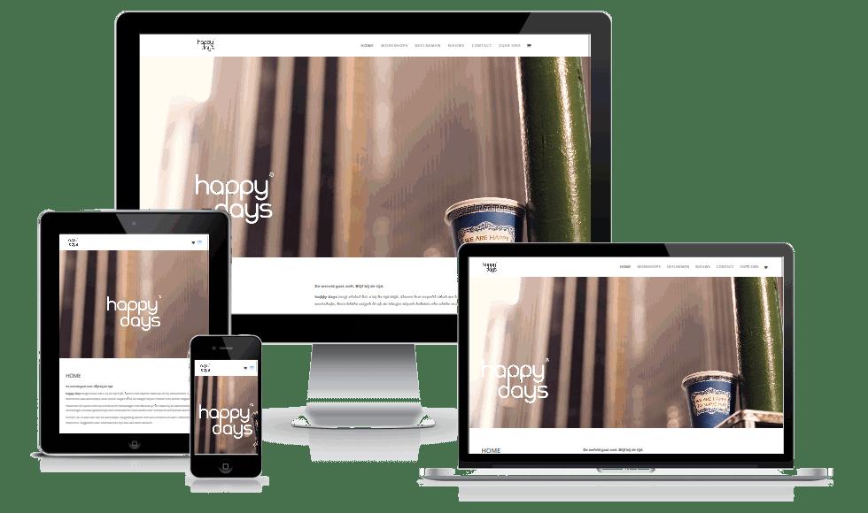 Een WordPress Website